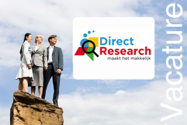 (Vervuld) DirectResearch - Research Consultant