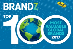 Big five in tech domineren BrandZTM Top 100