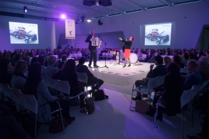 Grootste Marketing & Insights Event Edutainment ten top