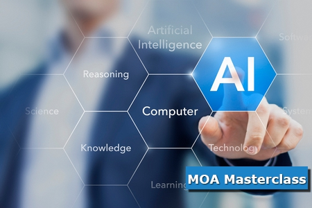 05 okt | MOA Masterclass - Artificial Intelligence
