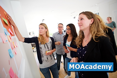 26 okt | MOA - Design Thinking, agile & customer insights