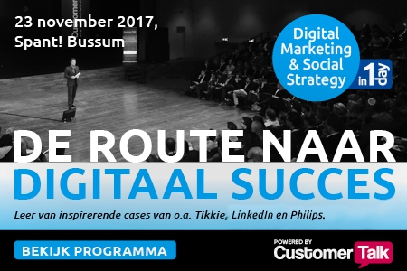 23 nov | Digital Marketing & Social Strategy in 1 Day