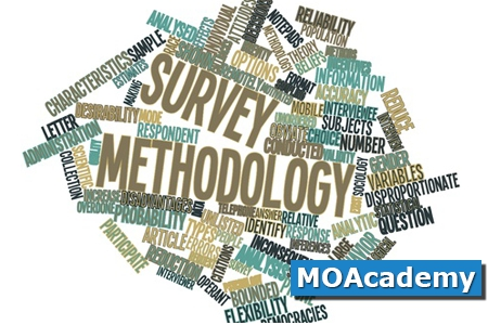 30 okt | MOA - Survey methodologie & analyse: Leergang Marktonderzoek
